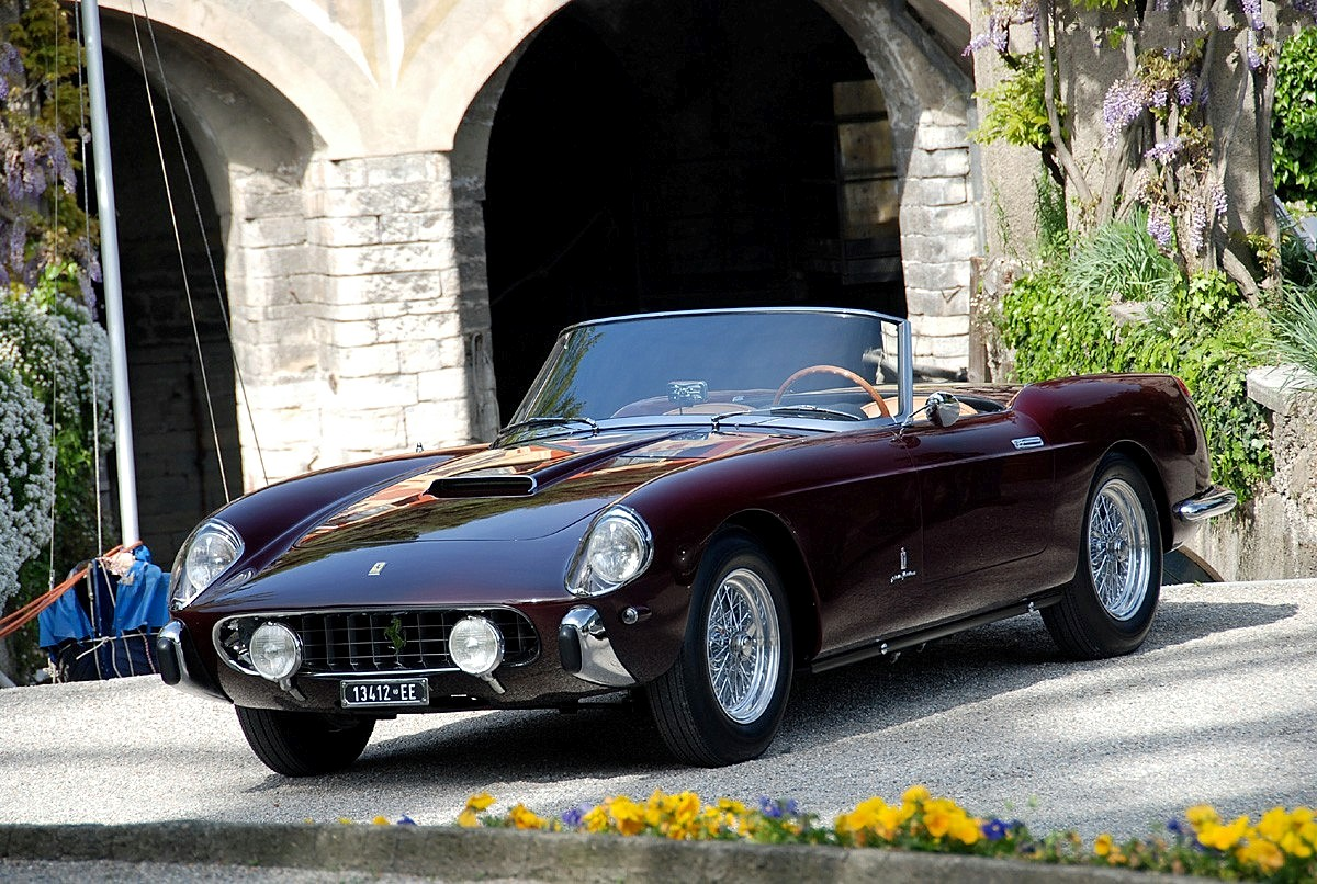 AM Ruf : Kit Ferrari 250 GT spyder Pininfarina 1957  --> SOLD